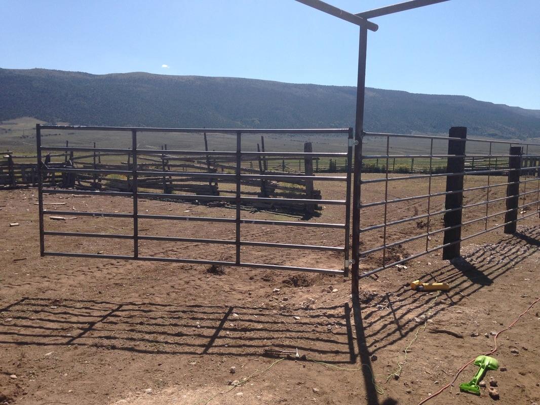 Gobob Pipe Amp Steel Christensen Ranches